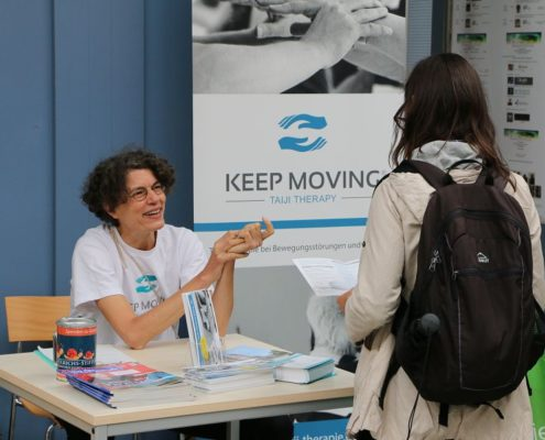 Keep Moving | Taiji-Therapie · Verwackelt in Berlin - Das Parkinsonsymposium 2017