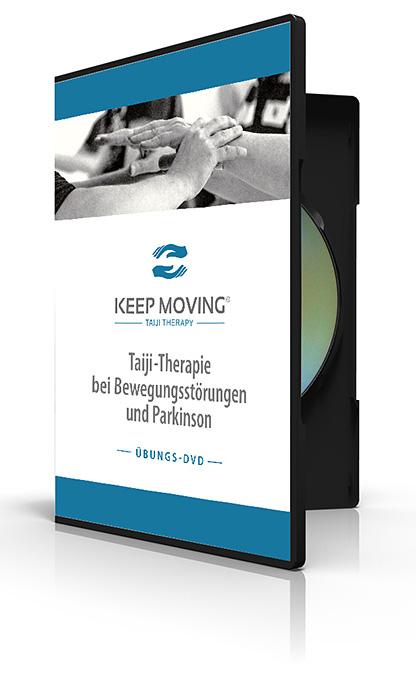 Keep Moving Switzerland | Taiji-Therapie bei Bewegungsstörungen und Parkinson · Übungs-DVD aus unserem Shop