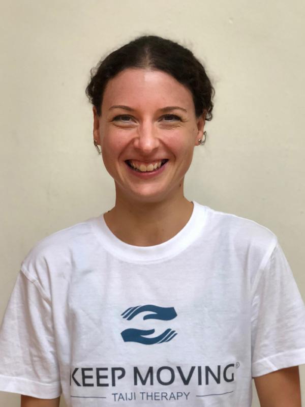 Keep Moving Switzerland | Taiji-Therapie bei Bewegungsstörungen und Parkinson · Eliane Schütz